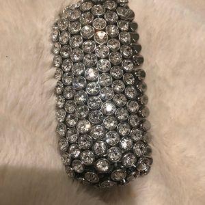 Stunning crystal bracelet